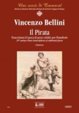 Il Pirata. Piano - BELLINI - Partition - Piano - laflutedepan.com