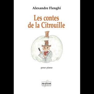 Les Contes de la Citrouille Alexandre Flenghi Partition laflutedepan