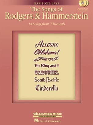 The Songs Of Rodgers And Hammerstein - Baryton - laflutedepan.com