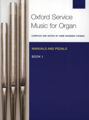 Oxford Service Music For Organ. Volume 1 Partition laflutedepan