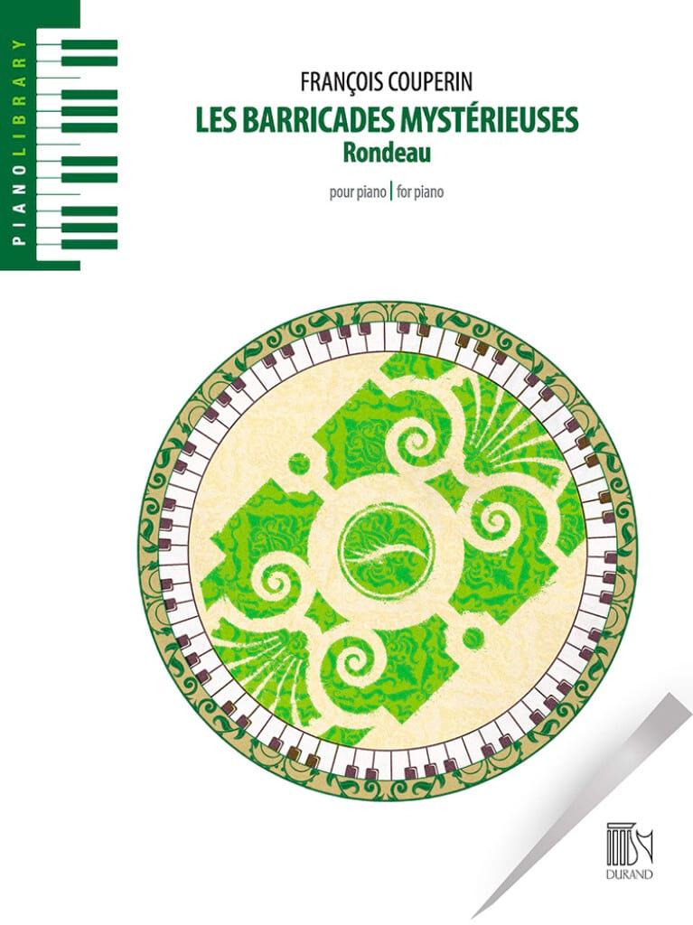 Les Barricades Mystérieuses - COUPERIN - Partition - laflutedepan.com
