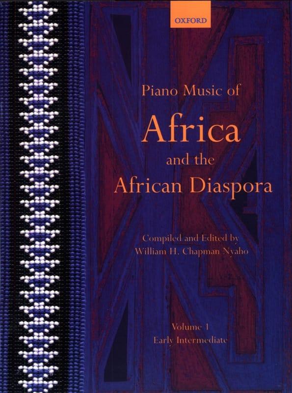 Piano Music Of Africa And The African Diaspora Volume 1 - laflutedepan.com