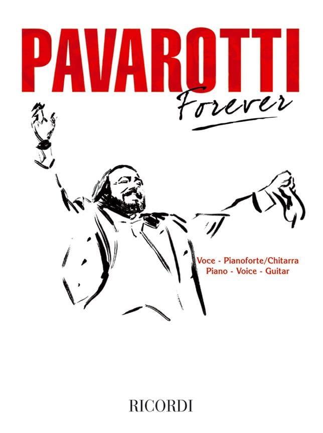 Pavarotti Forever - Partition - Opéras - laflutedepan.com