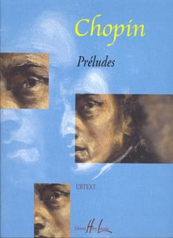 Préludes Opus 28. CHOPIN Partition Piano - laflutedepan