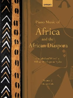 Piano Music Of Africa And The African Diaspora Volume 2 - laflutedepan.com