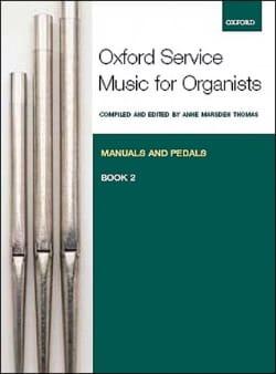 Oxford Service Music For Organ. Volume 2 Partition laflutedepan