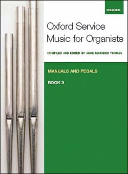 Oxford Service Music For Organ. Volume 3 Partition laflutedepan