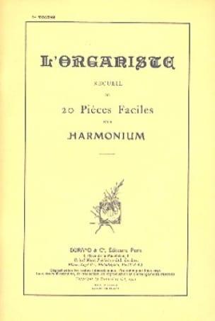 L'organiste Volume 1 - Partition - Orgue - laflutedepan.com