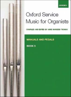 Oxford Service Music For Organ. Volume 3 - laflutedepan.com