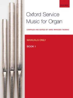 Oxford Service Music For Organ. Volume 1 - laflutedepan.com
