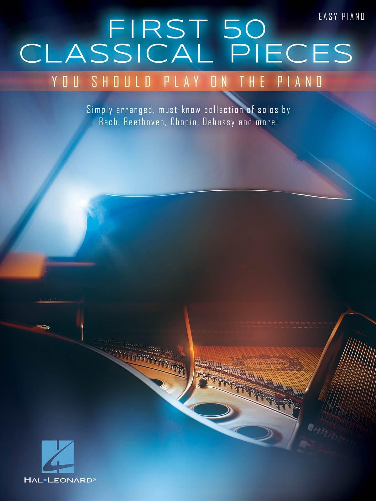 First 50 Classical Pieces - Partition - Piano - laflutedepan.com