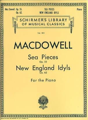 Sea Pieces Op. 55 / New England Idyls Op. 62 laflutedepan