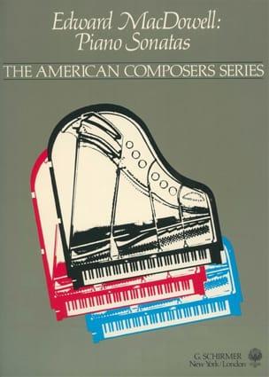Sonates Edward MacDowell Partition Piano - laflutedepan