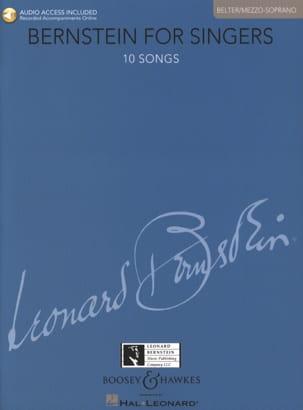 Bernstein for Singers. Mezzo-Soprano BERNSTEIN Partition laflutedepan