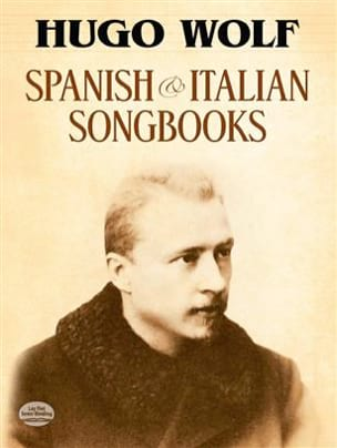 Spanish And Italian Songbook. Hugo Wolf Partition laflutedepan