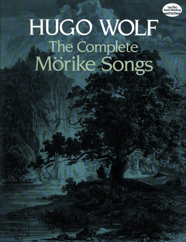 The Complete Mörike Lieder - Hugo Wolf - Partition - laflutedepan.com