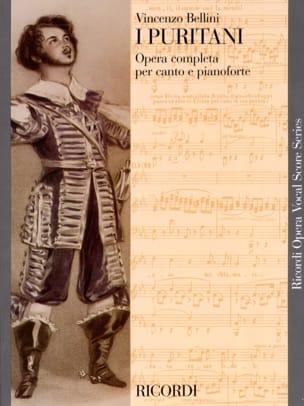 I Puritani BELLINI Partition Opéras - laflutedepan