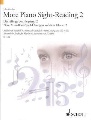 More Piano Sight-Reading. Volume 2 John Kember Partition laflutedepan