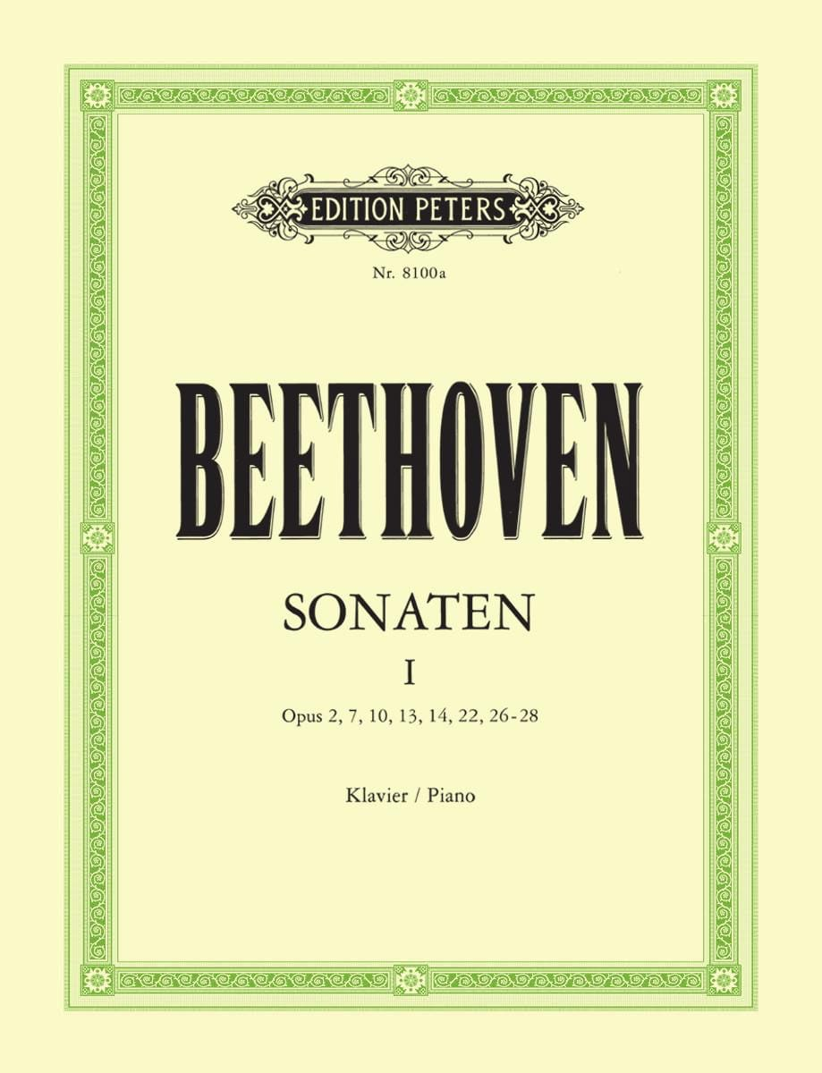Sonates pour piano. Volume 1 - BEETHOVEN - laflutedepan.com