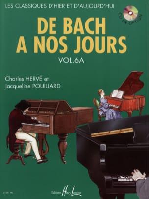de Bach à nos Jours - Volume 6A DE BACH A NOS JOURS laflutedepan