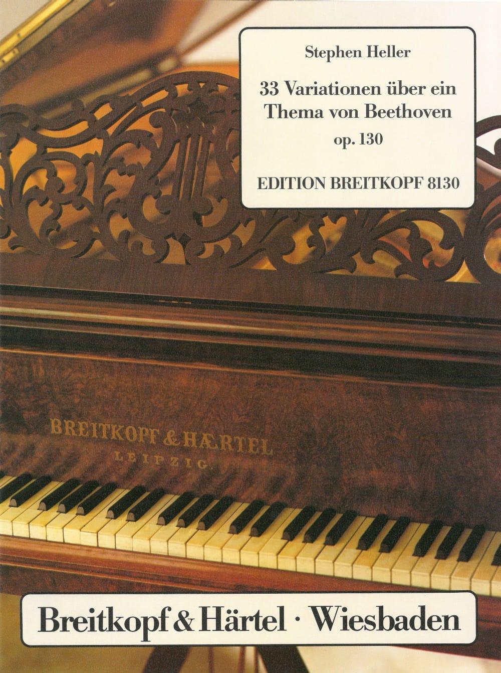 33 Variations sur un Thème de Beethoven - laflutedepan.com