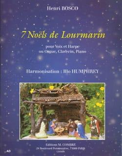 7 Noëls de Lourmarin Bosco Henri / Humphrey Illo laflutedepan