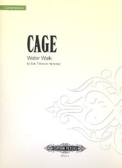 John Cage - Water Walk - Partition - di-arezzo.com