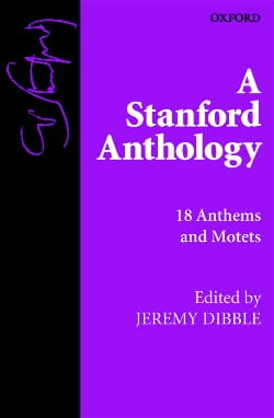 An Anthology Charles Villiers Stanford Partition Chœur - laflutedepan