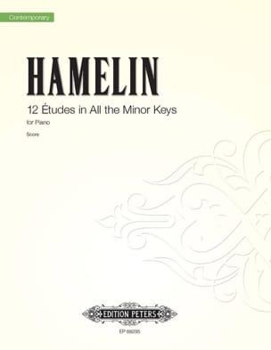 Etudes marc André Hamelin Partition Piano - laflutedepan