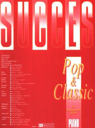 Succès Pop & Classic Partition Piano - laflutedepan