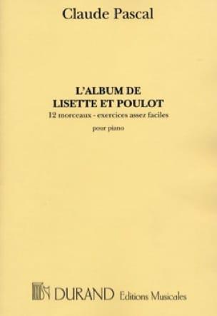 L' Album de Lisette et Poulot - Claude Pascal - laflutedepan.com