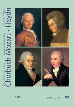 Chorbuch Volume 2. Choeur Mixte MOZART / HAYDN Partition laflutedepan