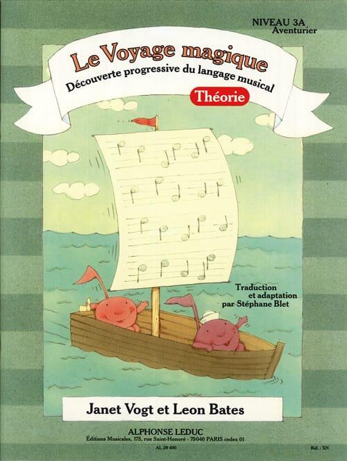 Le Voyage Magique THEORIE Niveau 3A aventurier - laflutedepan.com