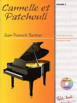 Cannelle et Patchouli Partition Piano - laflutedepan
