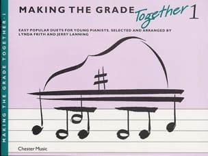Making The Grade Together Volume 1. 4 Mains Partition laflutedepan