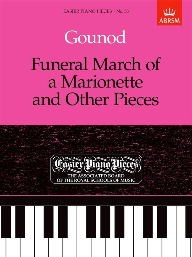 Funeral March Of A Marionette And Other Pieces - laflutedepan.com