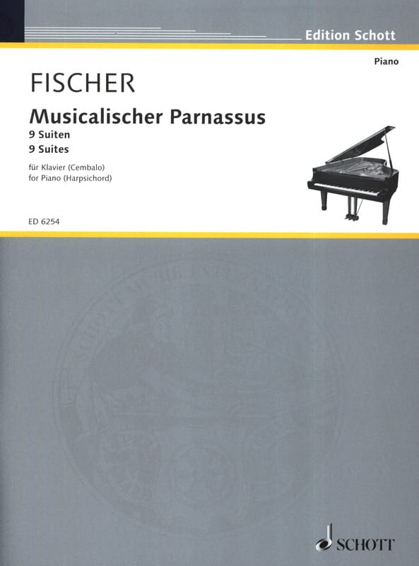 Musicalischer Parnassus - laflutedepan.com