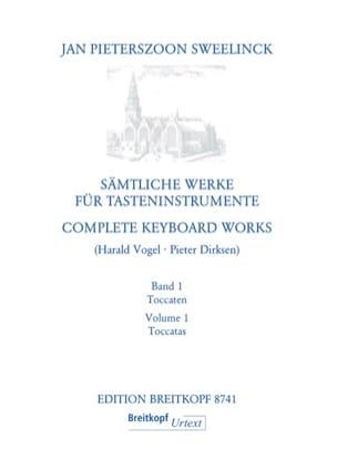 Sämtliche Werke Für Tasteninstrumente Volume 1 laflutedepan