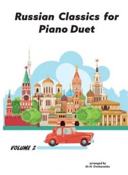 Russian classics for piano duets Volume 2 Partition laflutedepan