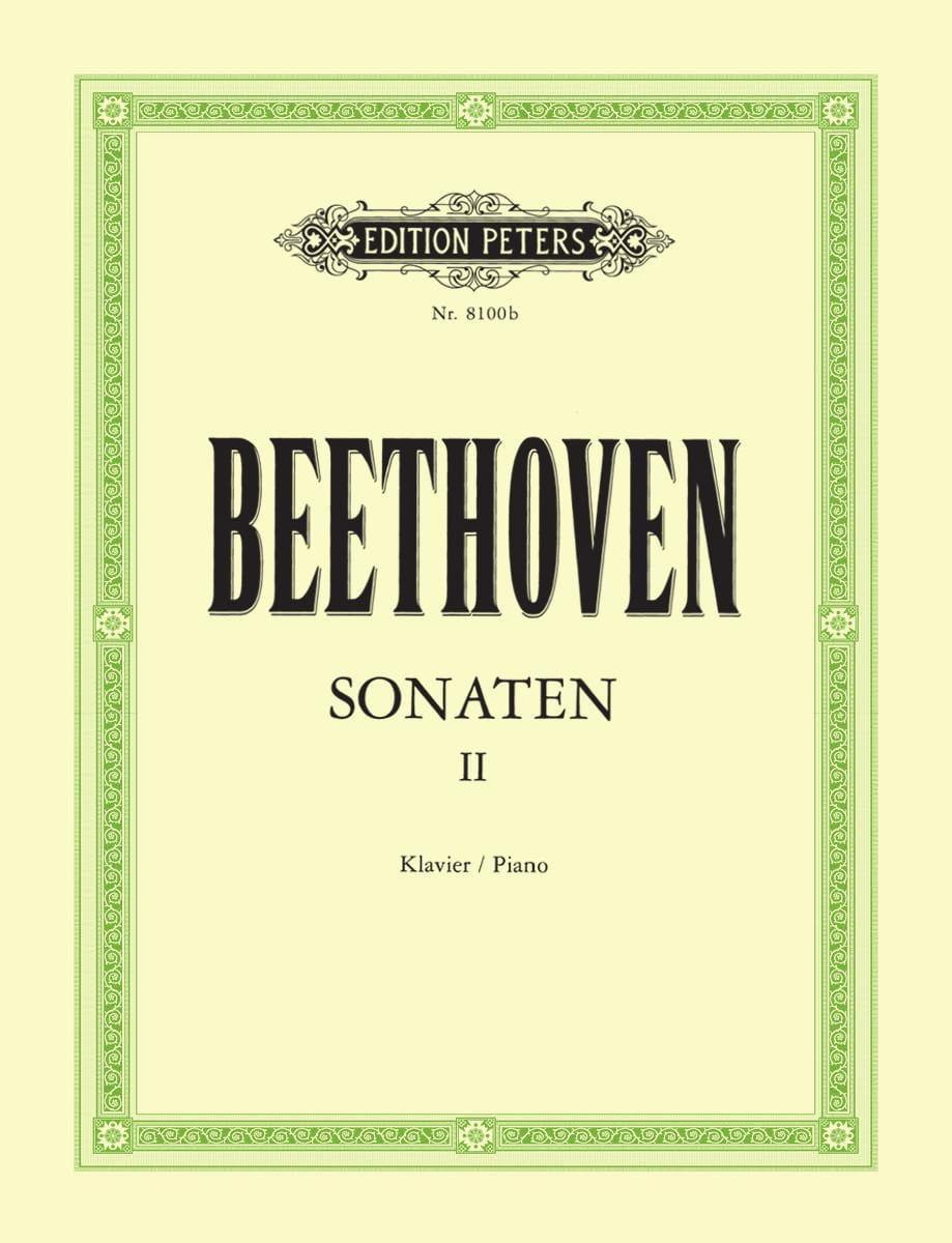 Sonates pour piano. Volume 2 - BEETHOVEN - laflutedepan.com