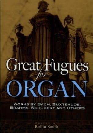 Great Fugues For Organ - Partition - Orgue - laflutedepan.com