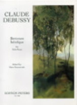 Berceuse Héroïque - DEBUSSY - Partition - Piano - laflutedepan.com