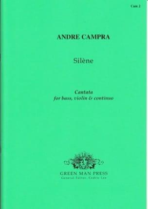 Silène CAMPRA Partition Musique de chambre vocale - laflutedepan