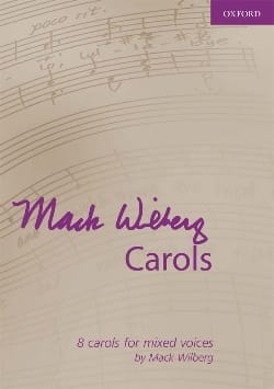 Carols Mack Wilberg Partition Chœur - laflutedepan