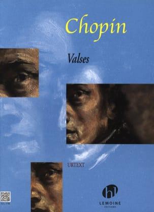 Valses. CHOPIN Partition Piano - laflutedepan