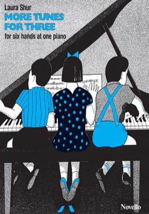 More Tunes For 3 Laura Shur Partition Piano - laflutedepan
