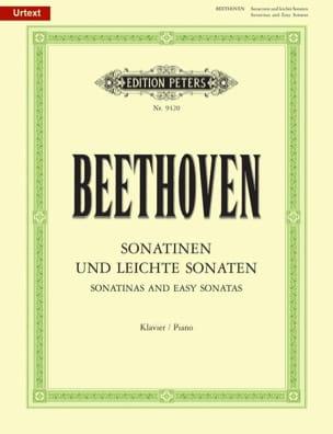 Sonatinen Und Leichte Sonaten - BEETHOVEN - laflutedepan.com