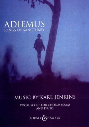 Adiemus. Songs Of Sanctuary Karl Jenkins Partition laflutedepan