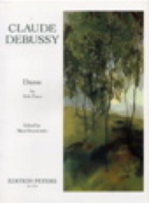 Danse - DEBUSSY - Partition - Piano - laflutedepan.com
