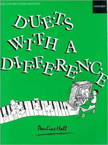 Duets With A Difference - Pauline Hall - Partition - laflutedepan.com